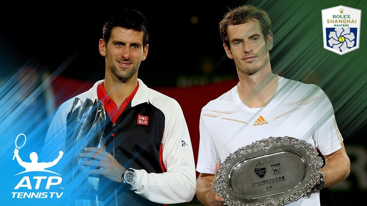 Dramatic Moments From Andy Murray Vs Novak Djokovic