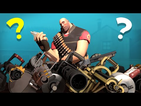 Download TF2 - What's the Best Loadout for Heavy?