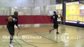 Dailey Training - NBA Pre-season Training camp - www.daileytraining.com