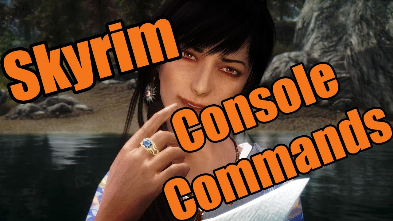 How To - Console Commands for Xbox 360 Skyrim