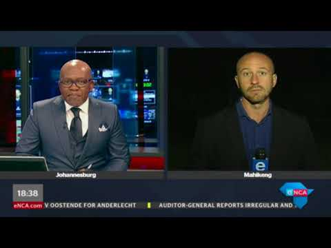 "Update following Supra Mahumapelo's ""early retirement"""