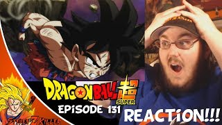 Dragon Ball Super Episode 131 HD English Subbed Preview (THE ENDING OF EVERYTHING!!!) REACTION!!!