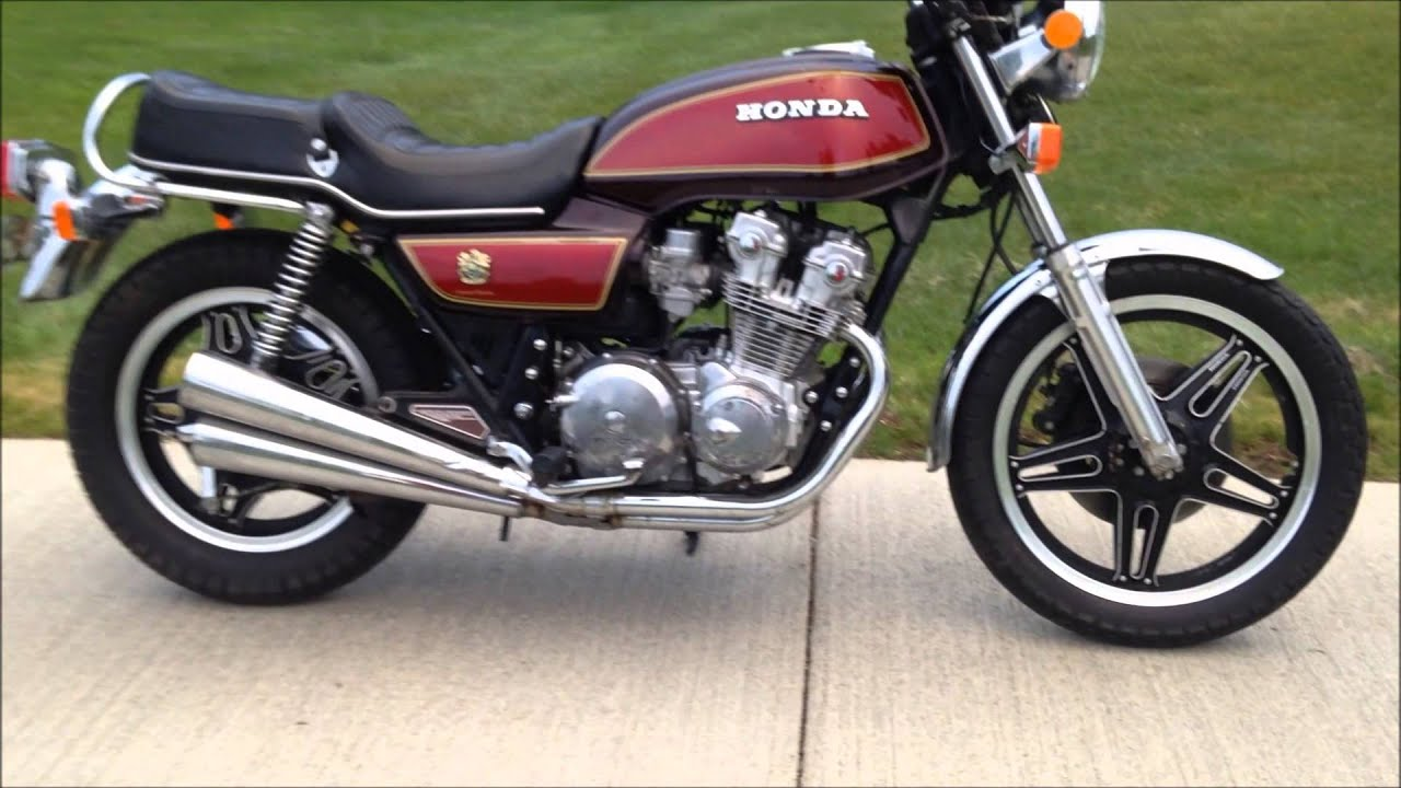1979 honda cb 750 youtube. Black Bedroom Furniture Sets. Home Design Ideas