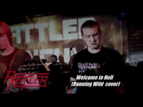 Rattler (Ukr) - Live on Heavy Metal Breakdown (cover-show) 20 12 2014