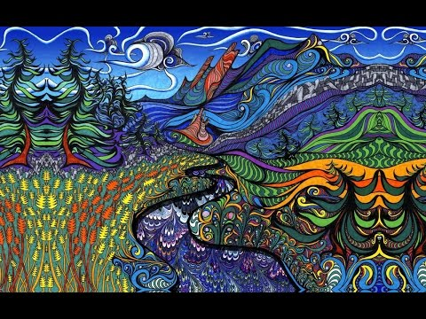 1 Hour - Shamanic Meditation Music - Full HD Visuals