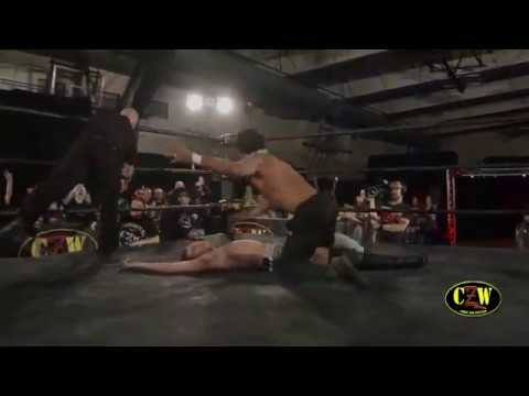 CZW - AR FOX Shocks the Fans & Makes History