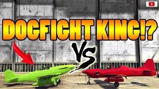 👌Bestes Flugzeug Für Dogfights!? P-45 NOKOTA Live Tuning+Test!👌[GTA 5 Online Smugglers Run Update]