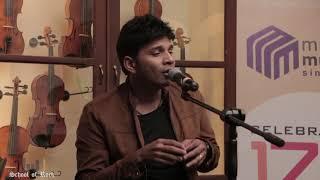 Nila Kaigirathu by Singer Karthik @ Musee Musical chennai