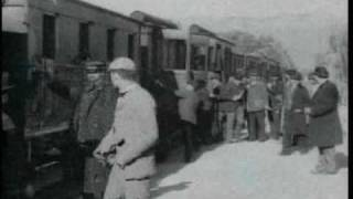 Arrival of a Train at La Ciotat (The Lumière Brothers, 1895)
