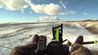 Powered Parachute Ultralight wind sheer stall low level crash.mov