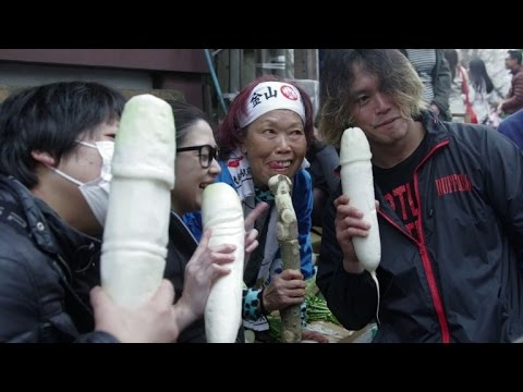 Size matters at Japan's phallus festival