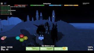 Roblox Dinosaur Simulator Silent Playz kosing with exploiters