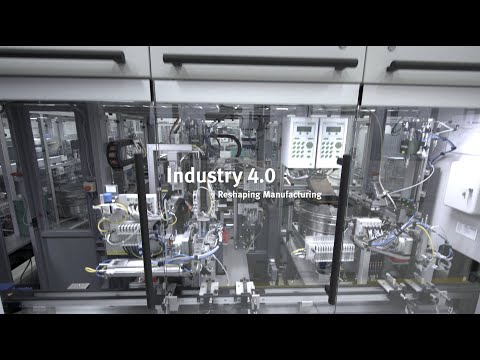 Industry 4.0 Reshaping Manufacturing