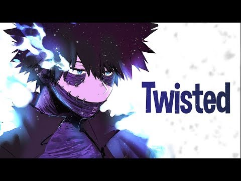 Nightcore - Twisted - MISSIO (Lyrics)