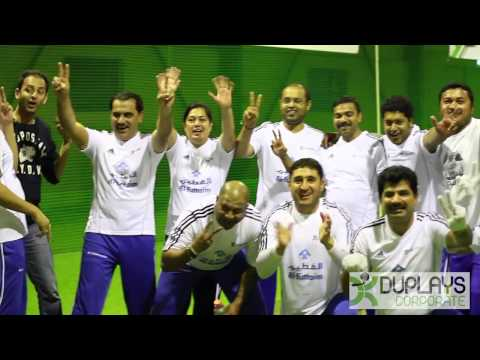 DUPLAYS -- Al Futtaim Cricket Invitational 2014