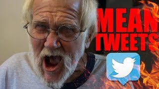ANGRY GRANDPA READS MEAN TWEETS!!