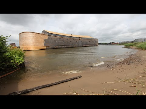 Noah's Ark Replica In Netherlands