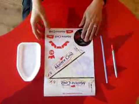 Atelier Bricolage Pour Les Enfants Fabrication Du Bateau Ma Tre Coq Youtube