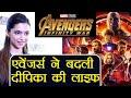 Avengers Infinity War: Deepika Padukone to Play Female Superhero | FilmiBeat