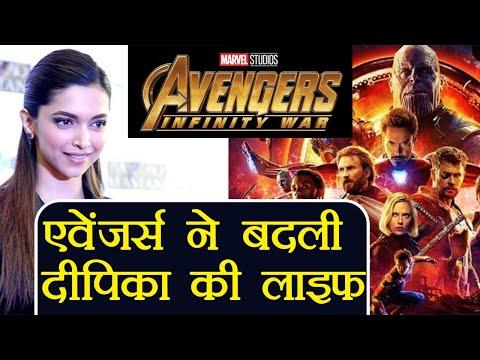 Avengers Infinity War: Deepika Padukone to Play Female Superhero  FilmiBeat