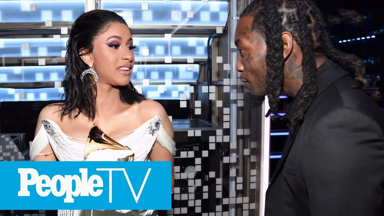 Cardi B Deactivates Her Instagram After Expletive-Filled Rant Following Her Grammys Win | PeopleTV