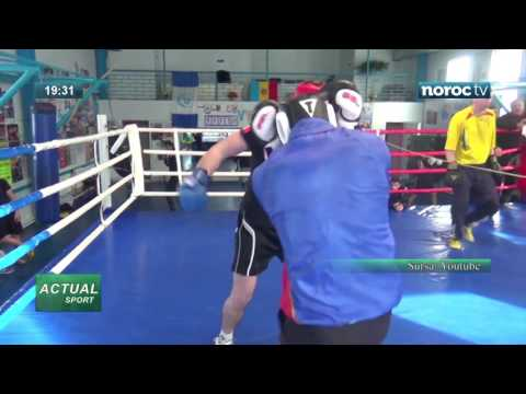 ACTUAL SPORT MOLDOVA cu Mihai Burciu // 9 mai 2017