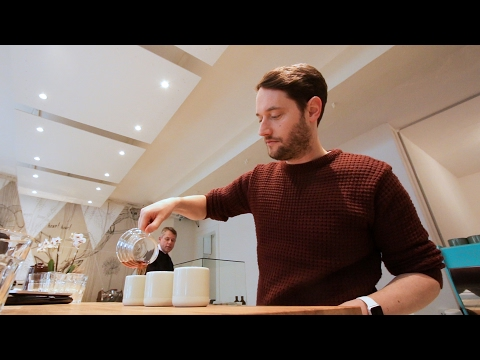 Swiss Barista Champions & MAME Coffeeshop in Zurich | ECT Weekly #007