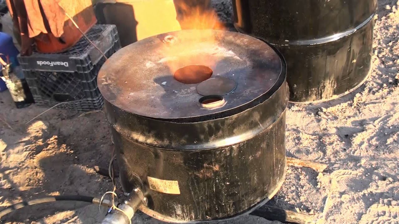 aluminum foundry furnace test run first melt youtube