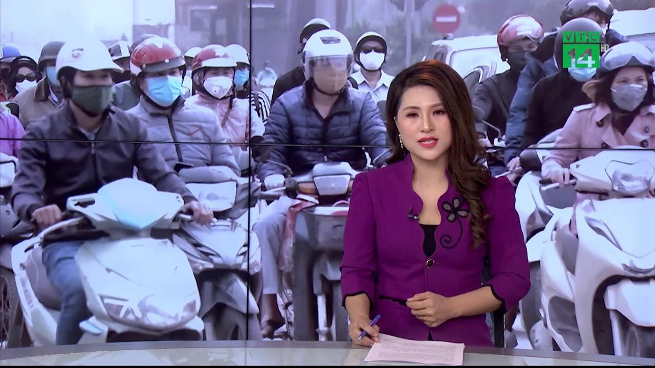 Phố phường Hà Nội nhộn nhịp dù đang cách ly xã hội | VTC14