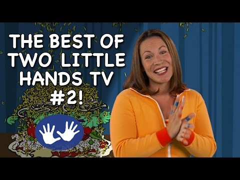 Best of Two Little Hands TV #2 | Two Little Hands TV
