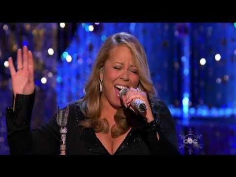 02 O Little Town Of Bethlehem / Little Drummer Boy (medley)- Mariah Carey CHRISTMAS SPECIAL live