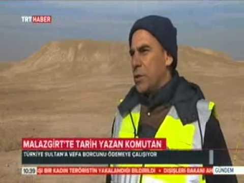 TRT HABER - ALPARSLAN'IN KAYIP MEZARINI BULMA ÇALIŞMALARI DEVAM EDİYOR