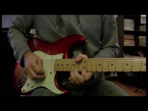 Joe Bonamassa-Distant Lonesome Train-Solo Cover