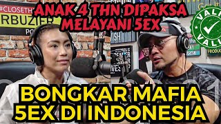 CEWE NEKAT!  BONGKAR MAFIA 5EX DI INDONESIA SERAM ‼️ -Rahayu Saraswati