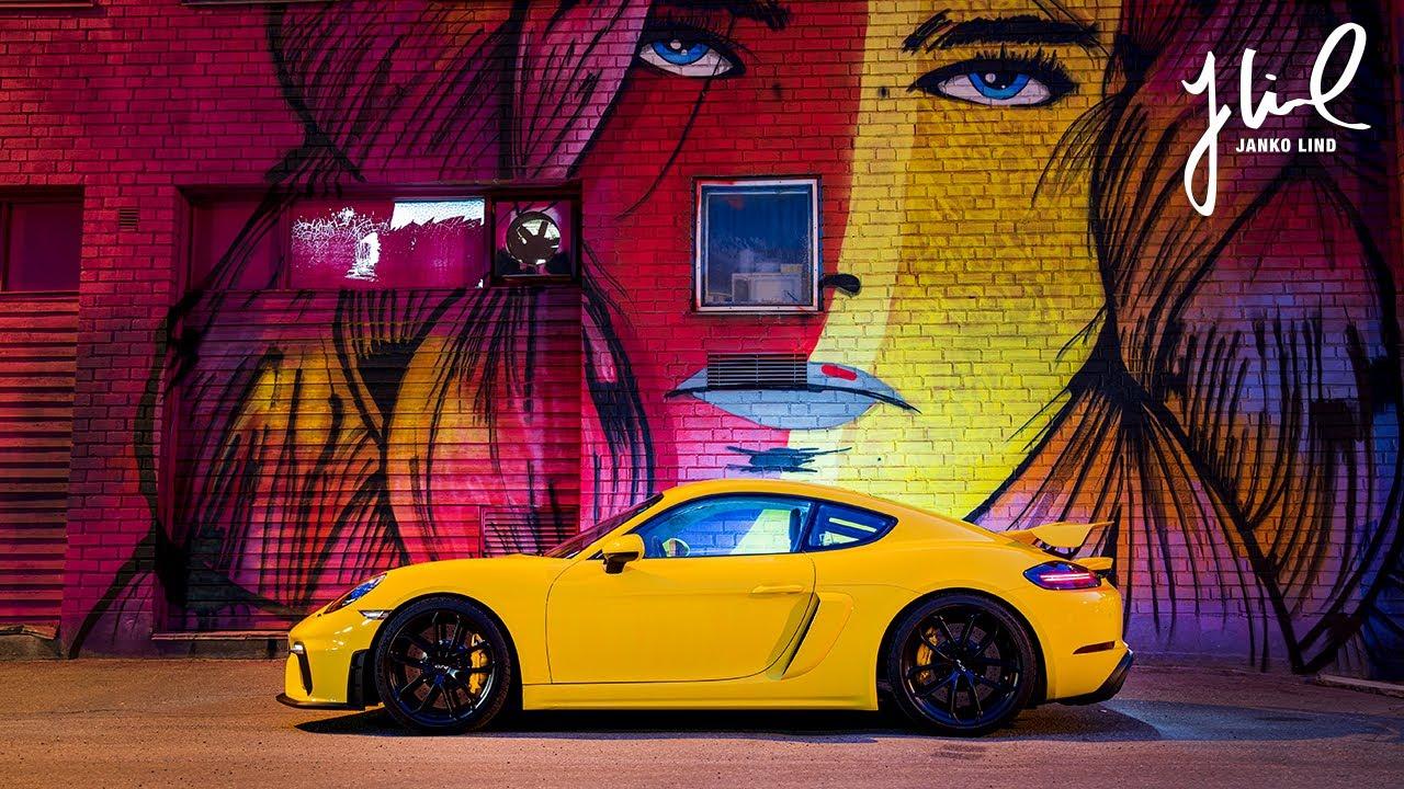 Porsche 718 GT4 - REVIEW -   EP 124