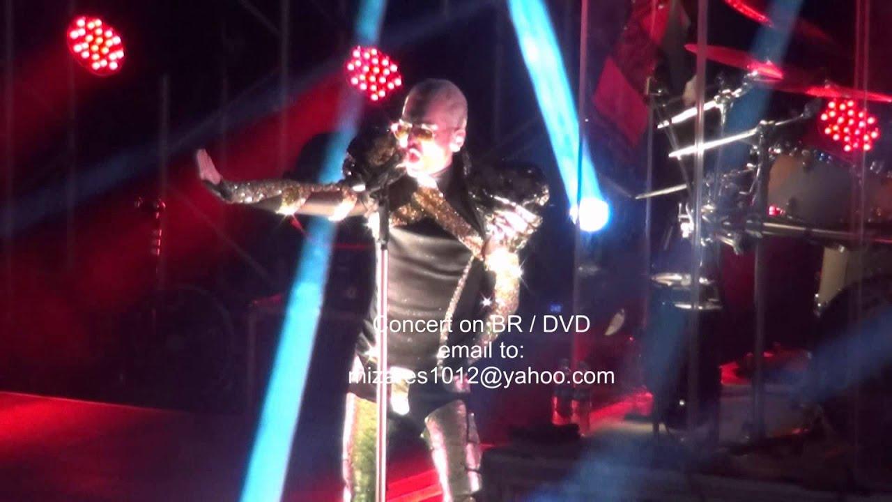 Tokio Hotel Concierto Completo En Br Dvd Lima Peru