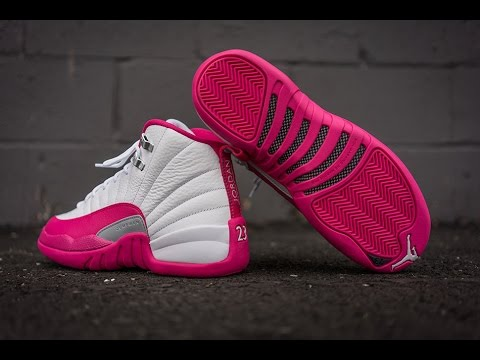 Early Access Sneaker Review Air Jordan 12 Valentines Day Dynamic