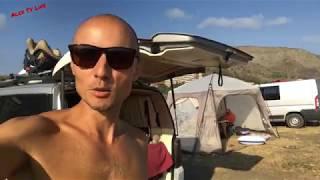 видео Автокемпинг на Черном море: где дешевле