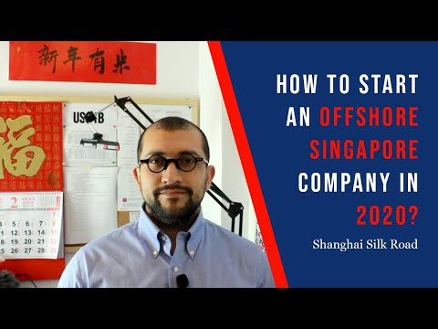 How to start an offshore Singapore company in 2020?