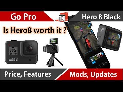 GoPro HERO 8 Black English Pre launch Review