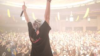 """ARTY at The Palladium - Skrillex & Poo Bear """"Would You Ever""""  (ARTY Remix) Video"""