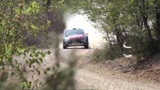 Rally Turkey 2010 WRC HD