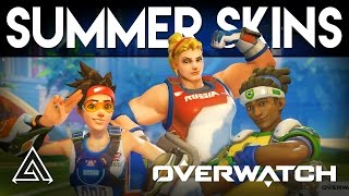 Overwatch | All Summer Games Skins