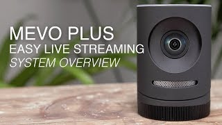 Mevo Plus Live Streaming 4K Camera - Full Overview and Review