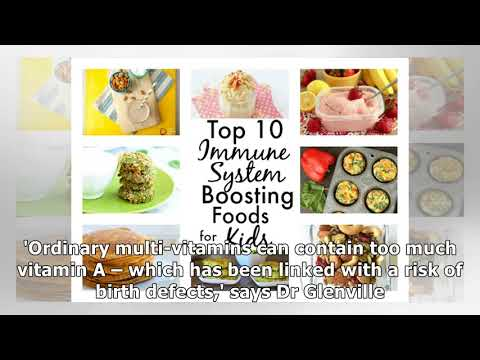 The Top Foods To Boost Your Pregnancy Immune System
