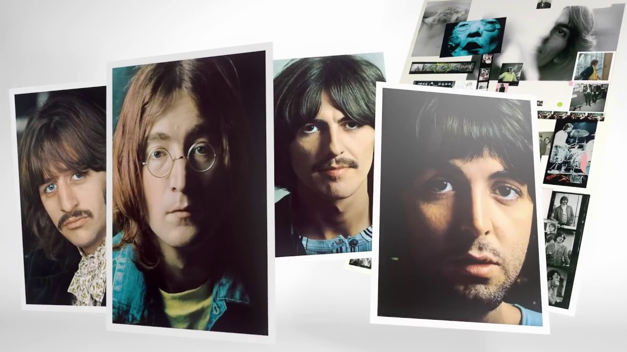 The Beatles White Album Anniversary Releases Youtube