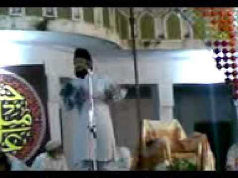Darul Uloom Khairiya Faiz-e-Aam Ghosi Naat By Reyaz Dehlavi Jo Nabi Ka Hai Sccha Deewana...