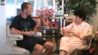 Romance Author Virginia Henley interviewed by Mikey Henley part 2