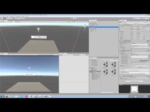 Unity 5 Tutorial: Data Persistence between Scenes C#