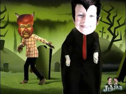 Monster Mash Music Video JibJab